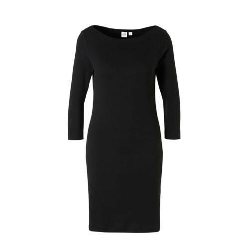 GAP jersey jurk zwart, Deze damesjurk van GAP is gemaakt van jersey. De jurk heeft verder een ronde hals en 3/4 mouwen.Extra gegevens:Merk: GAPKleur: ZwartModel: Jurk (Dames)Voorraad: 1Verzendkosten: 0.00Plaatje: Fig1Maat/Maten: 34Levertijd: direct leverbaarAanbiedingoude prijs: € 44.95
