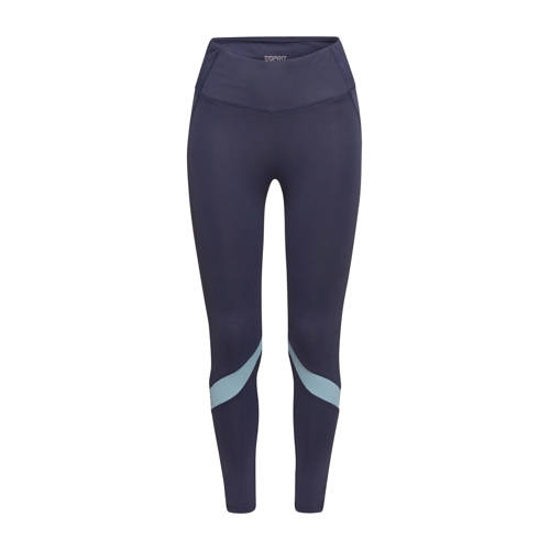 ESPRIT Women Sports Comfortline sportlegging donkerblauw