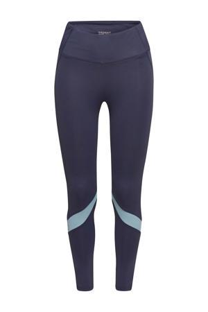 Women Sports Comfortline sportbroek donkerblauw