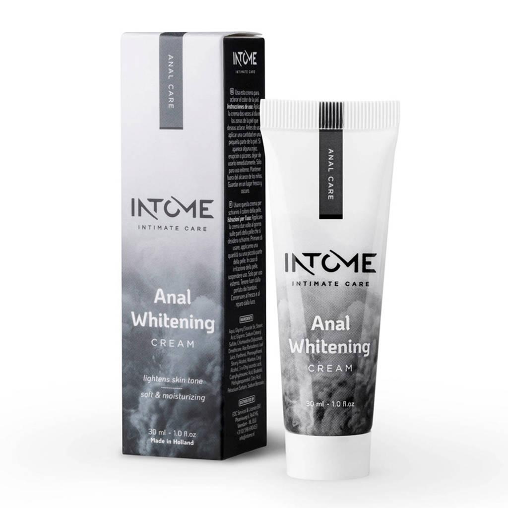 Intome Blekende Anaal Crème - 30 ml, Transparant