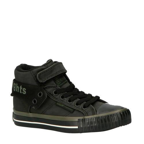 British Knights Roco halfhoge sneakers zwart