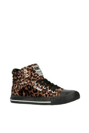 Dee  hoge sneakers panterprint
