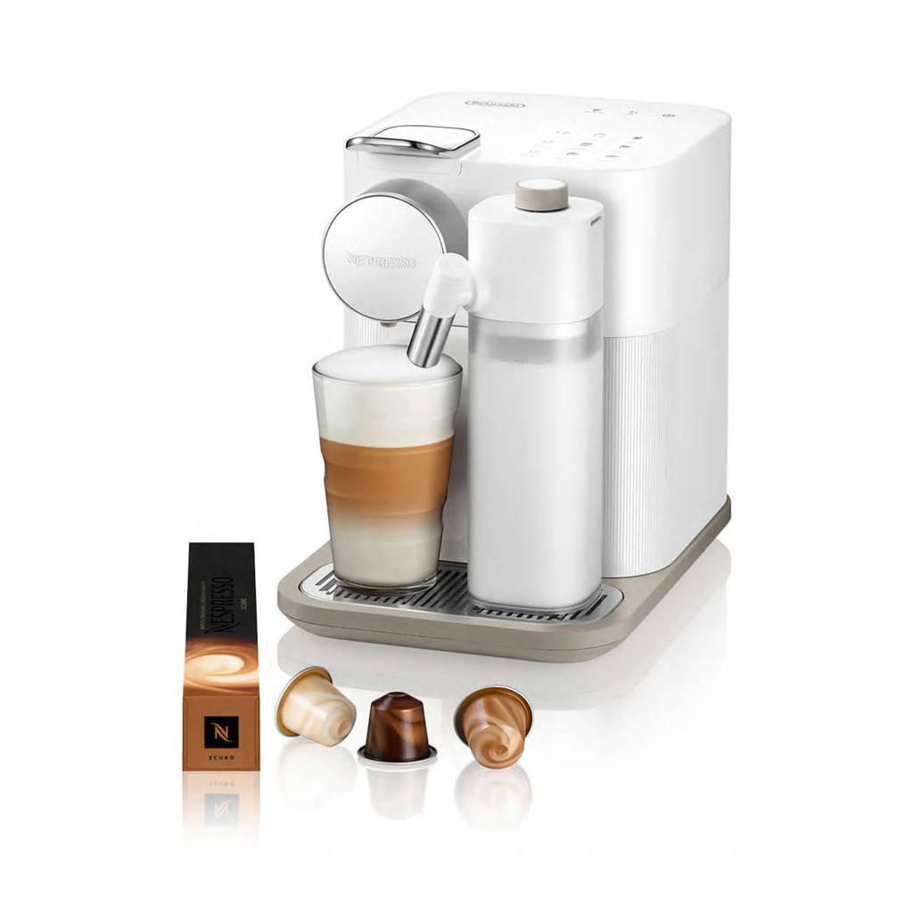 De'Longhi EN650.W Gran Lattissima Nespresso machine, Wit