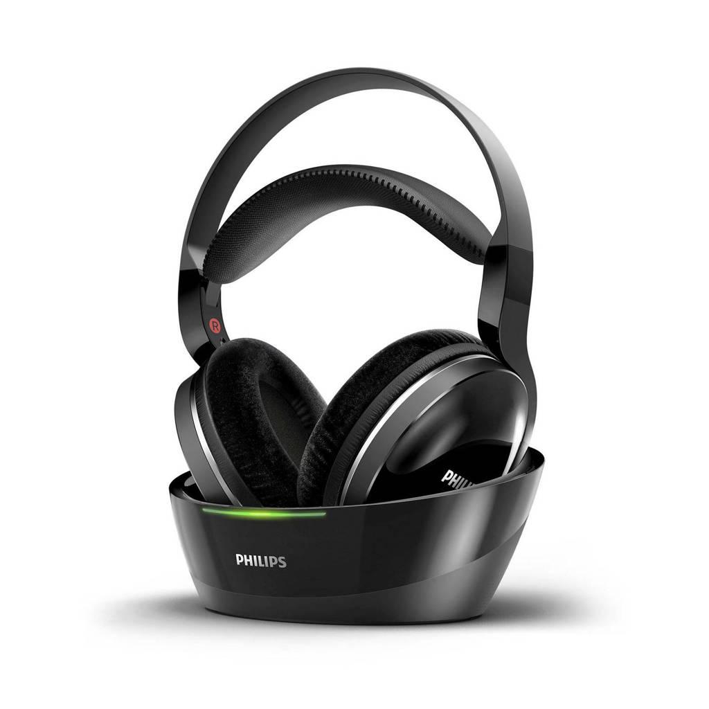 Philips SHD8850/12 SHD8850/12 draadloze over-ear hoofdtelefoon, Zwart
