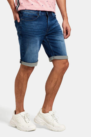 regular fit jeans short Lewis darkblue