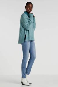NA-KD skinny jeans lichtblauw, Lichtblauw