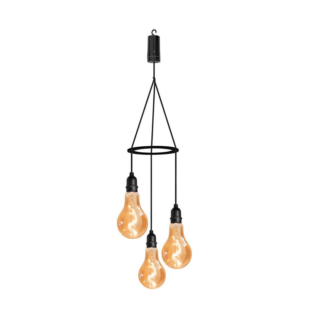 Luxform hanglamp batterij Flow, 3-lichts Batterij hanglamp