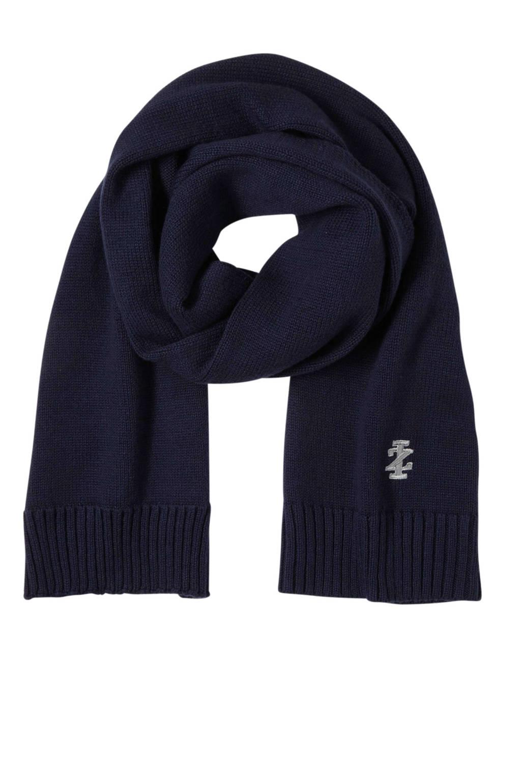 IZOD sjaal blauw, Blauw