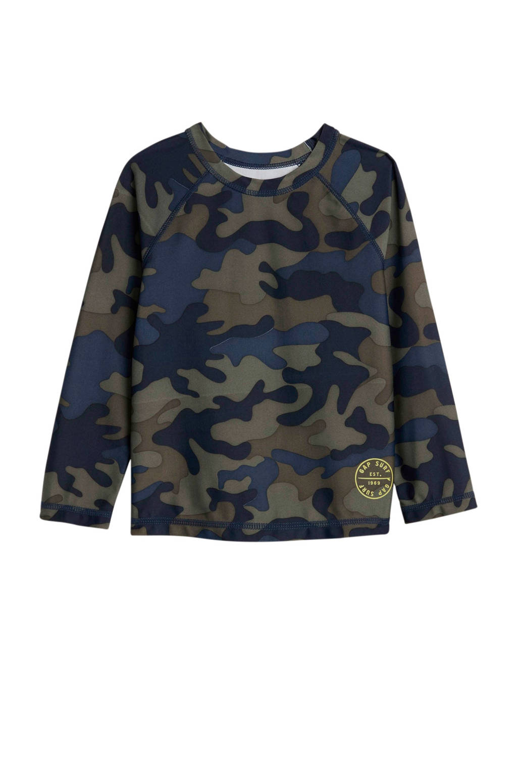GAP UV shirt, Legergroen