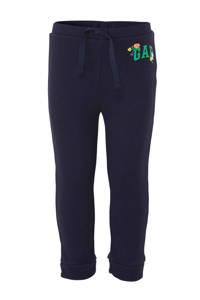 GAP joggingbroek met logo donkerblauw, Donkerblauw