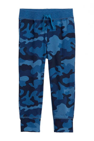 broek donkerblauw/blauw