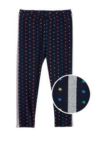GAP legging met zijstreep donkerblauw, Donkerblauw