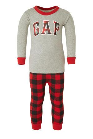 jongens pyjama longsleeve + broek