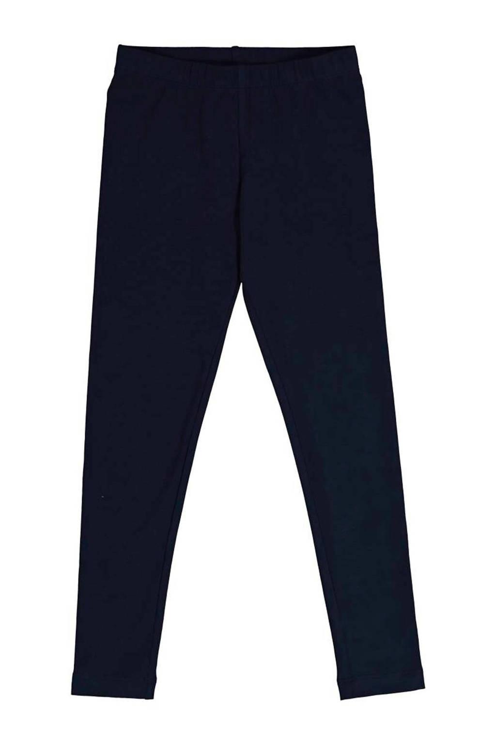 HEMA legging donkerblauw, Donkerblauw