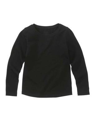 basic longsleeve zwart