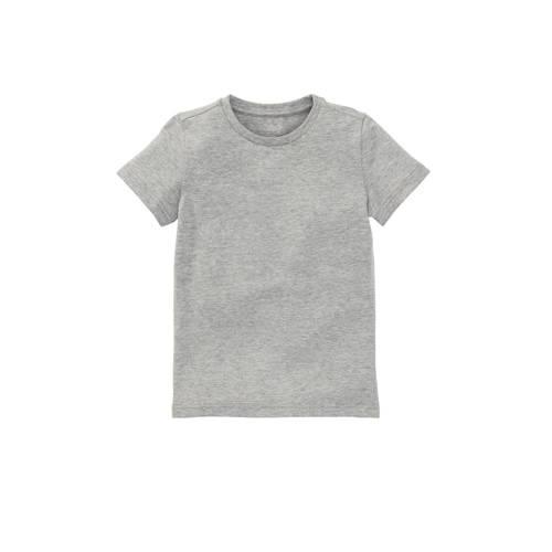 HEMA basic T-shirt met biologisch katoen ligr