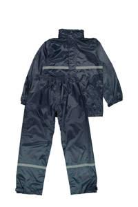 HEMA kids regenpak donkerblauw, Donkerblauw