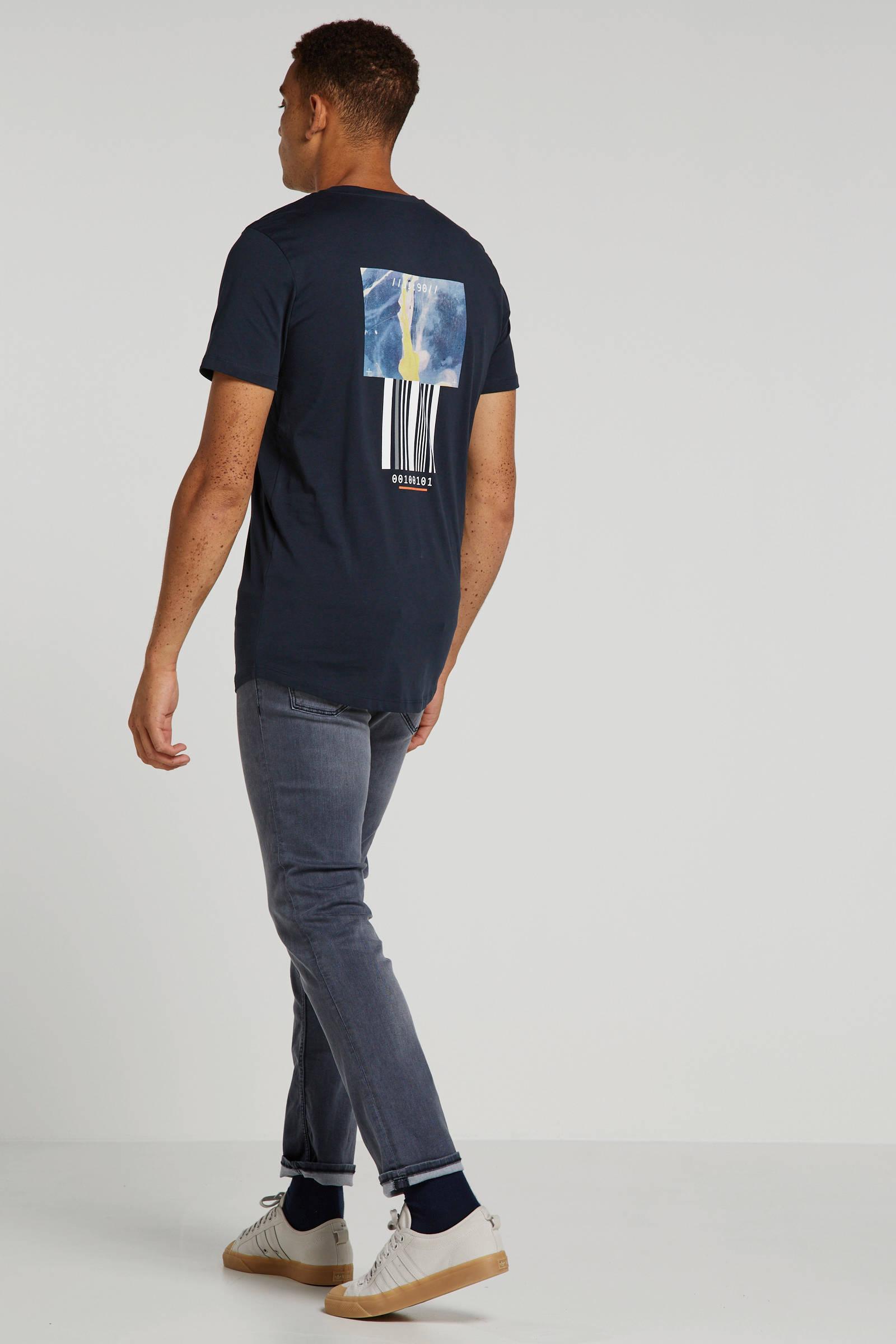 slim fit jeans Josh grey denim
