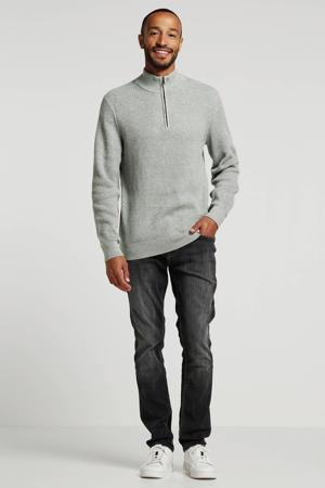 regular fit jeans Josh black denim