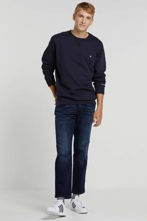 regular fit jeans Josh blue black denim