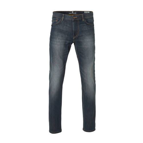 Tom Tailor straight fit jeans Marvin mid stone was