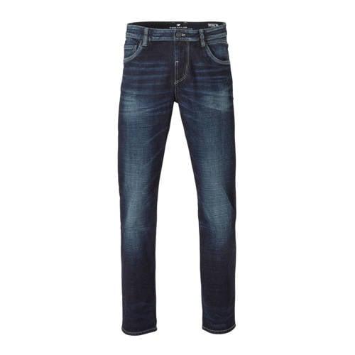 Tom Tailor straight fit jeans Trad 10282 dark ston