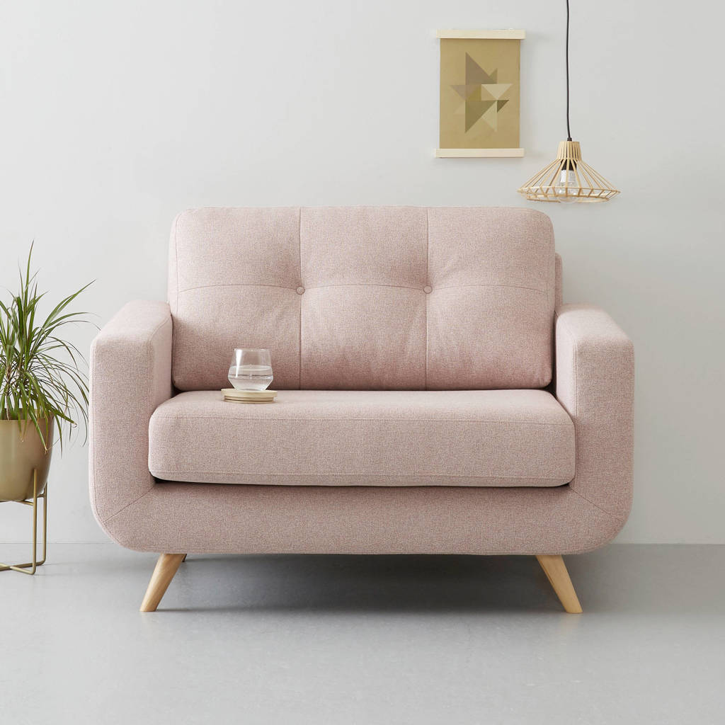 whkmp's own loveseat Palermo, Roze