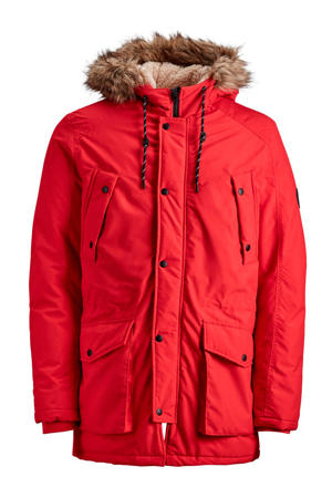 ORIGINALS parka rood
