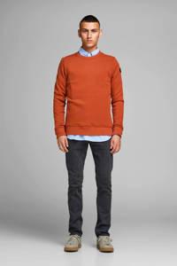JACK & JONES PREMIUM sweater oranje, Oranje