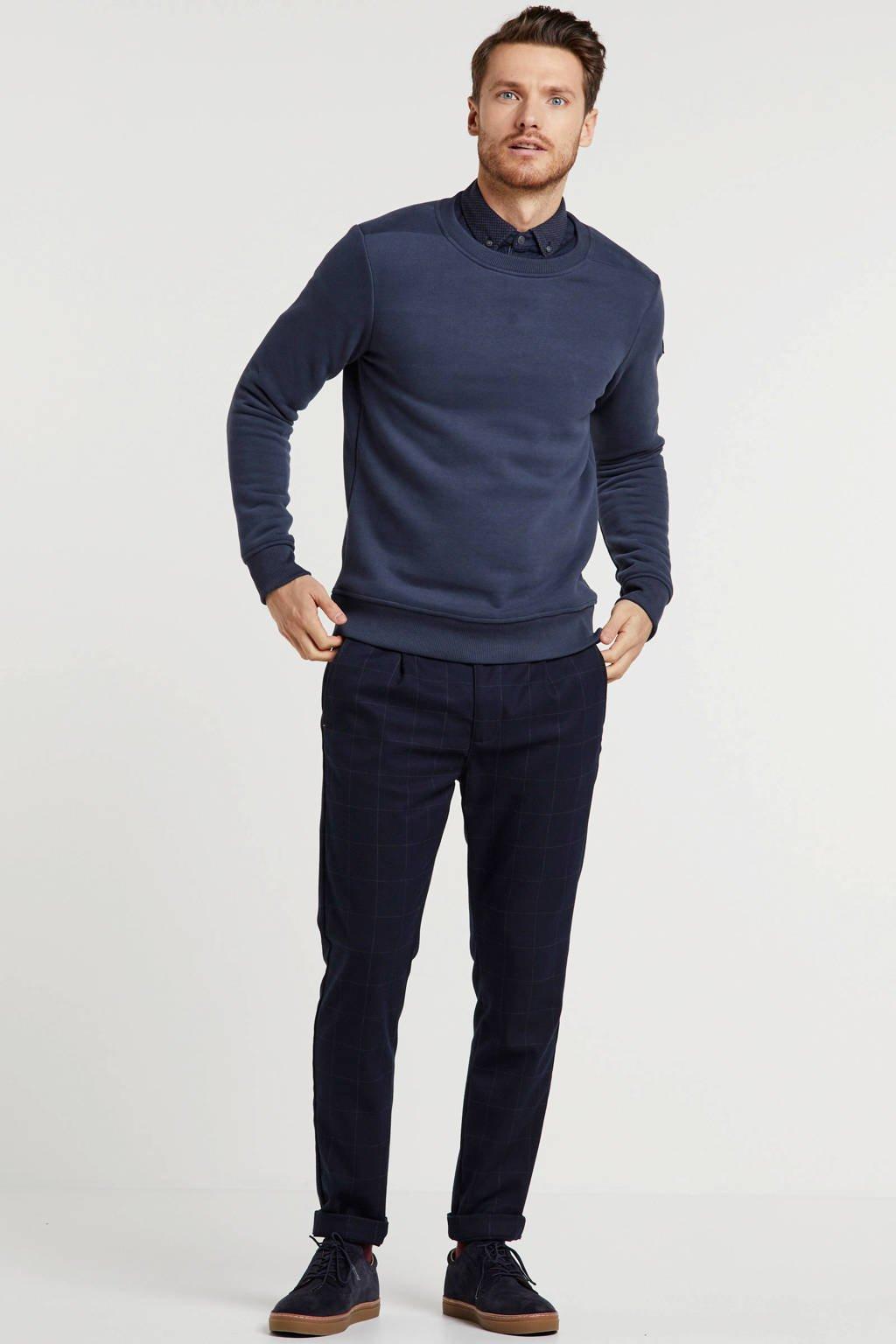 JACK & JONES PREMIUM sweater blauw, Blauw