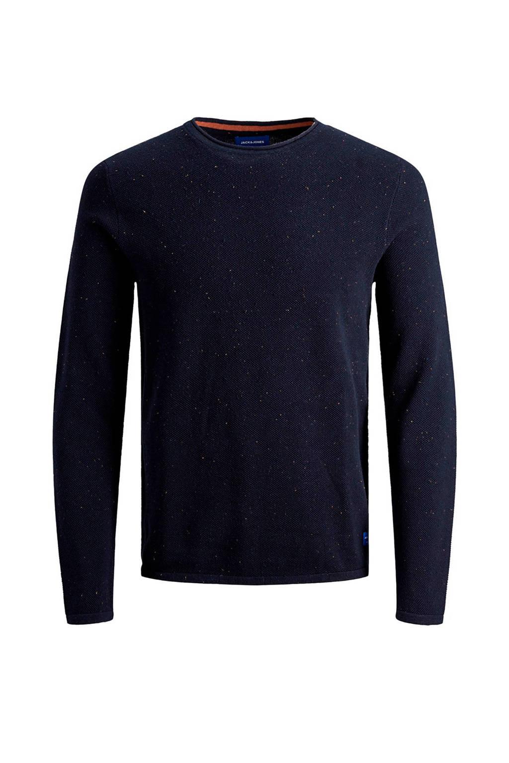 JACK & JONES ORIGINALS trui donkerblauw, Donkerblauw