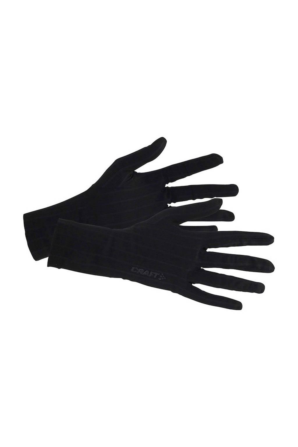 Craft   sporthandschoenen Active Extreme 2.0 zwart, Zwart