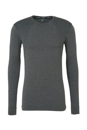 thermoshirt antraciet