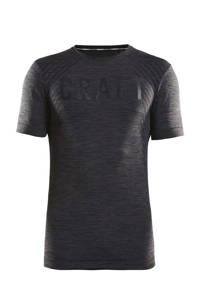 Craft   sportshirt zwart, Zwart