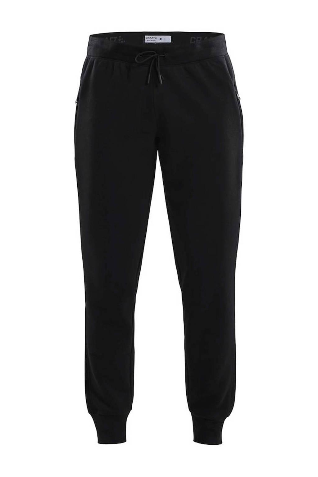 Craft joggingbroek zwart, Zwart