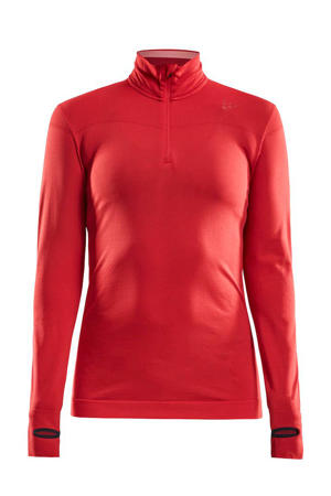 thermoshirt rood