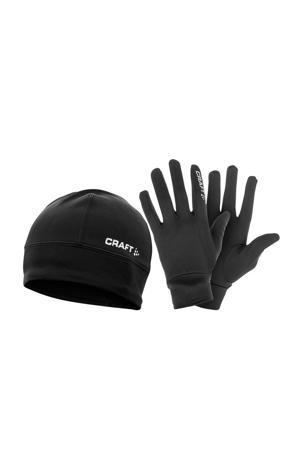 muts + handschoenen
