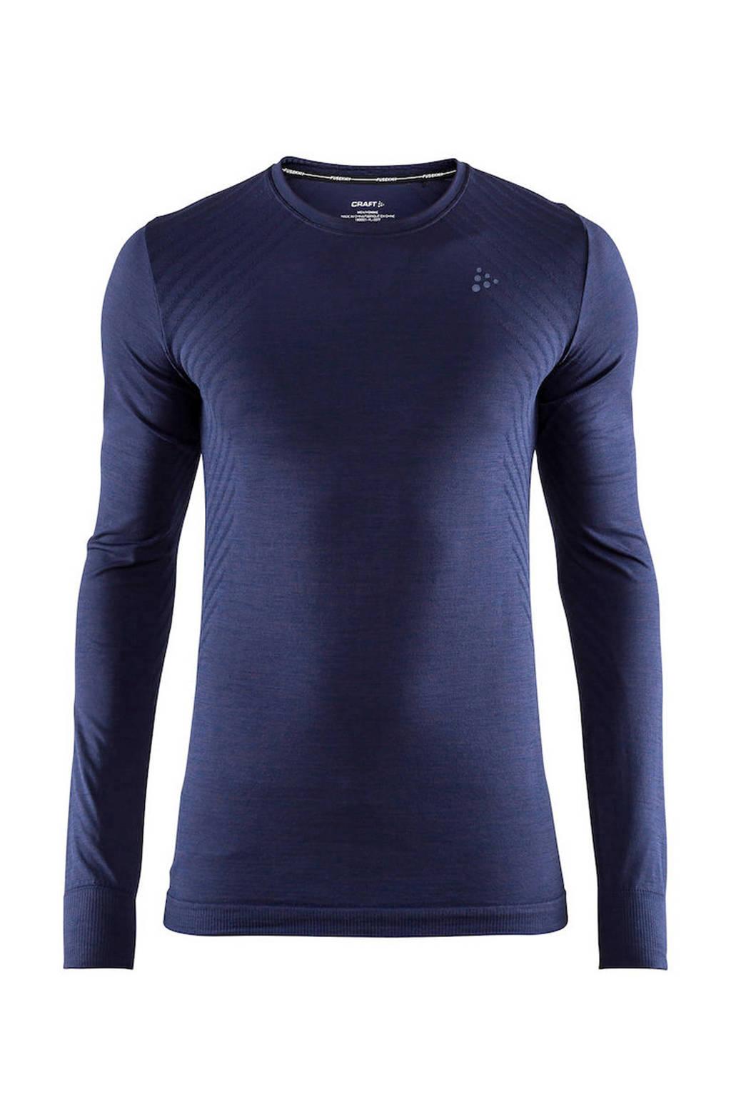 Craft thermoshirt donkerblauw, Donkerblauw