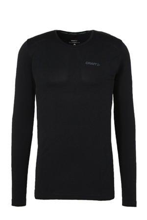 thermo T-shirt zwart