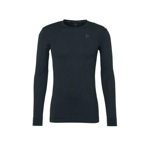 Craft thermoshirt zwart