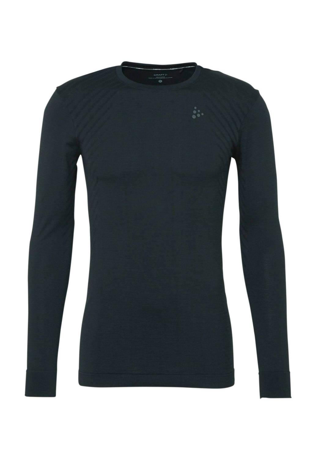 Craft thermoshirt zwart, Zwart