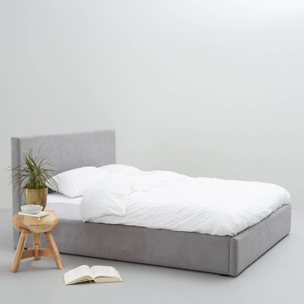 whkmp's own bed Agnes  (160x200 cm), Grijs