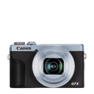 compact camera PowerShot G7X Mark III (Zilver)
