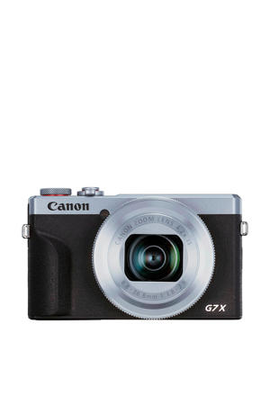 compact camera PowerShot G7X Mark III (Zilver)
