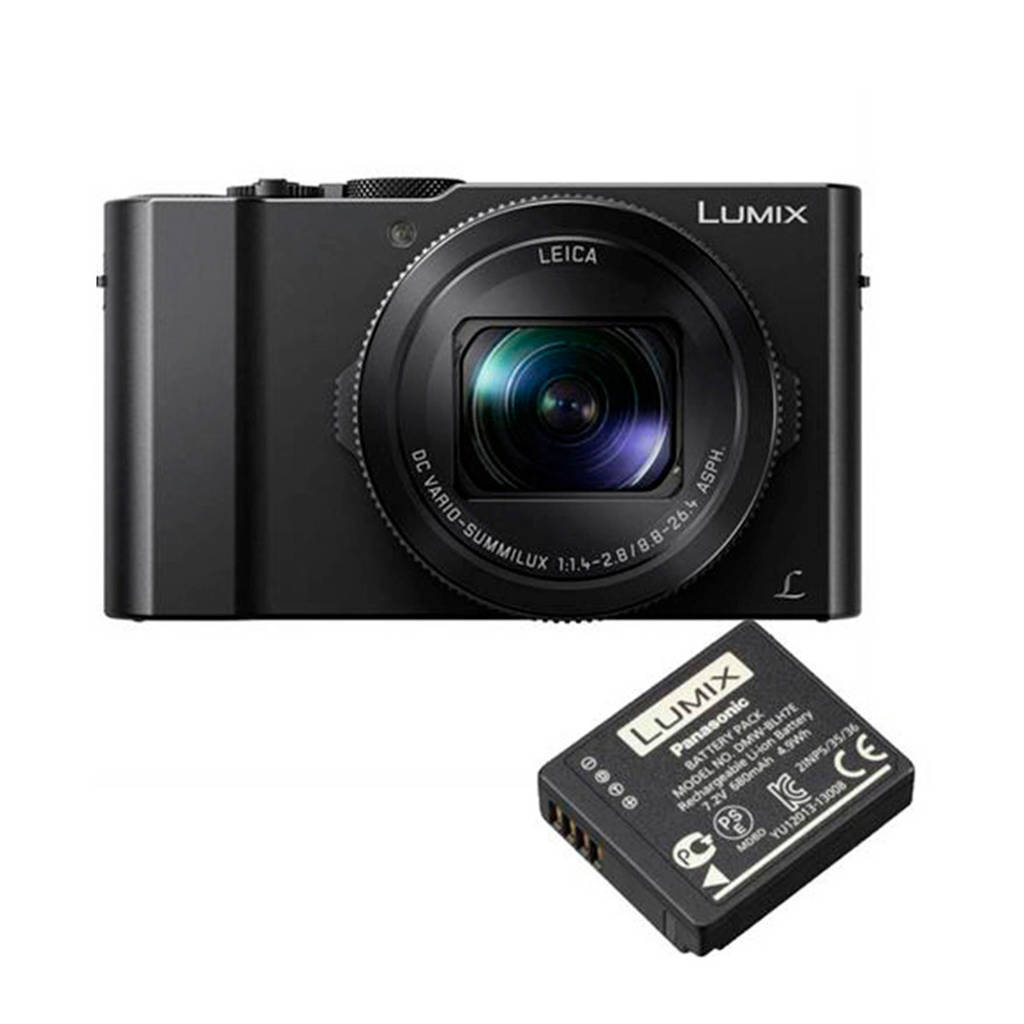 Panasonic DMC-LX15PACK compact camera