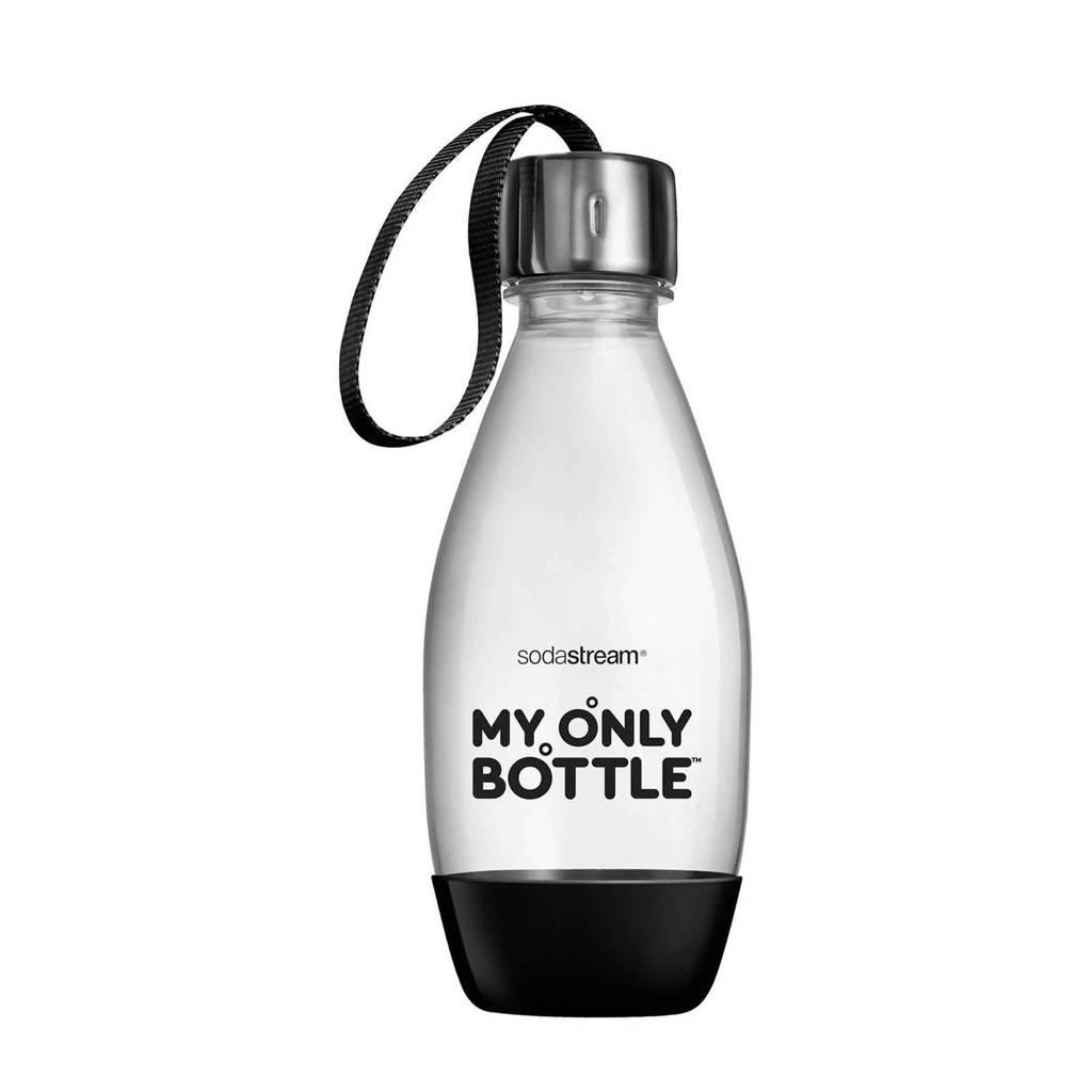 Sodastream MY ONLY BOTTLE (zwart), Zwart
