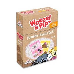 Woezel & Pip Junior kwartet kaartspel