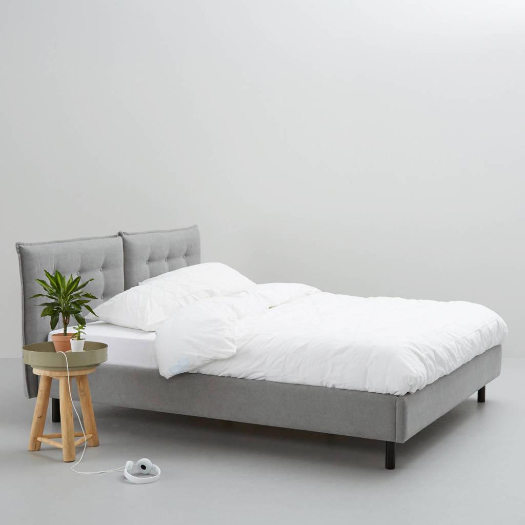 whkmp's own bed Monroe  (140x200 cm), Grijs