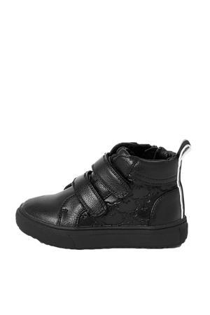 halfhoge sneakers zwart