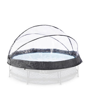 Overkapping voor frame pool ø300 cm